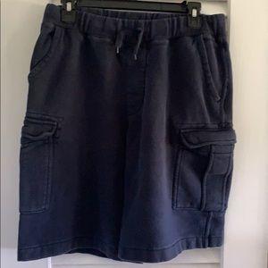 Gap Kids Knit Cargo Shorts XXL